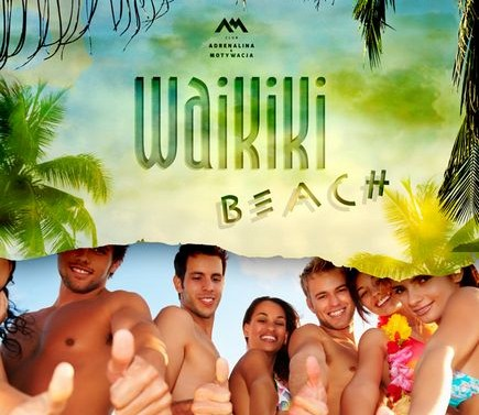 Wieczór Kawalerski – Waikiki Beach – skutery wodne Zegrze