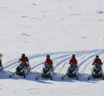 Snow Cross Safari-Wyprawy skutery śnieżne, zima, atrakcje, zegrze