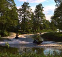Skutery wodne Zegrze – rejs do Pułtuska 120 km