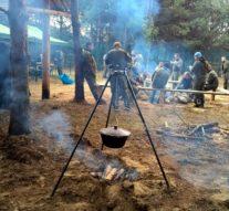 Paintball Zegrze – super atrakcja ognisko i kociołki