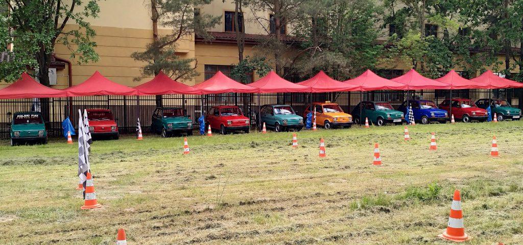 Imprezy firmowe 126p WRC